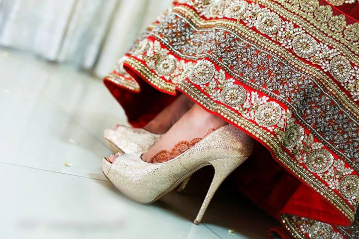 Read This First before Buying Shoes for Your Wedding