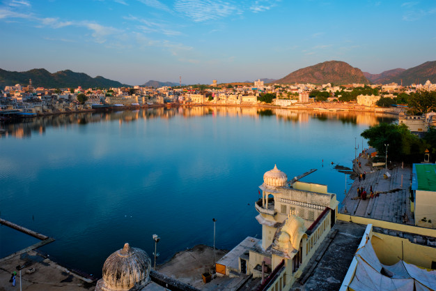Hotel Golden Heritance for Destination Weddings in Pushkar
