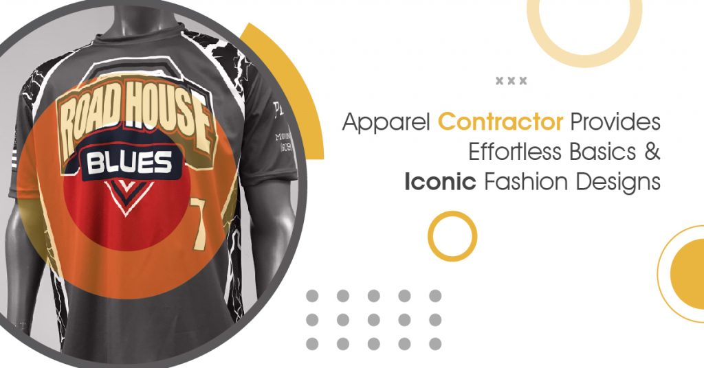 Apparel Contractor Provides Effortless Basics & Iconic Fashion Designs