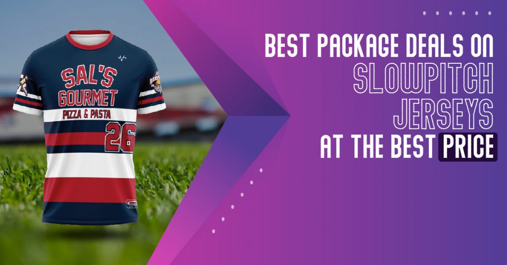Best Package Deals on Slowpitch Jerseys at the Best Price