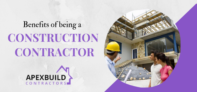 Why should you step into the construction industry? What are the benefits of the same?