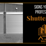 Signs you need professional shutter repair